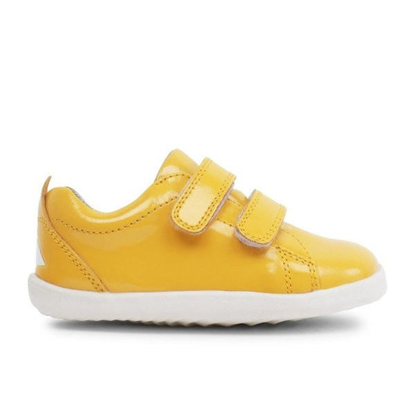 low priced 25a60 0763f Scarpe Bobux Step-up Grass Court - Waterproof Yellow